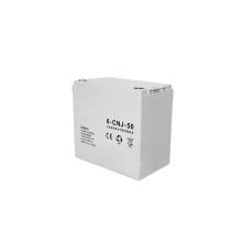 Batería de gel de almacenamiento de energía 6-CNJ-50