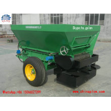 Agriculture Equipment Tractor Mounted Two Wheel Fertilizer Spreader for New Zealand Market