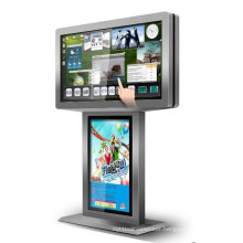 46/55inch Dual Sides Advertising LCD Display