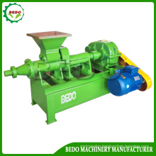 Screw Press Briquette Machine Bamboo Briquette Charcoal Maker