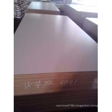 White Melamine Faced MDF Board/Panel
