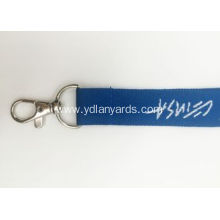 Custom School Woven ID Holder Lanyards
