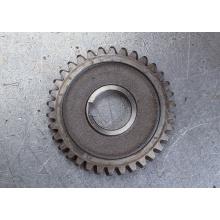 Roda dentada de dente reto de módulo de aço CNC