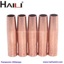 HAILI Panasonic 200A Газовая форсунка 13MM