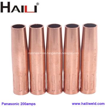 HAILI Panasonic 200A Gas Nozzle 13MM