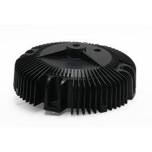 Cold Forging Pin Fin Heatsink Fanless Aluminum Heatsink With Fan,Aluminium Amplifier Led Heat Sink Housing