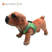 Led reflectante chaleco de seguridad para perros