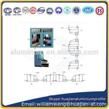 Высококачественный алюминий WINDOWS