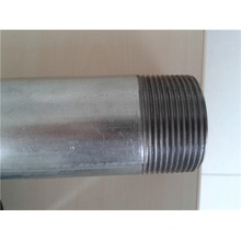 ASTM A795 UL FM Extremidade de fio Fogo Combate Tubos de aço