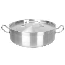 Pots à sauce à fond composé en acier inoxydable