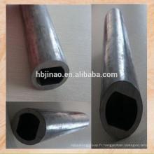 Amortisseur Partie Pipe ou Shock Block Tube Carbon Tube sans soudure en acier