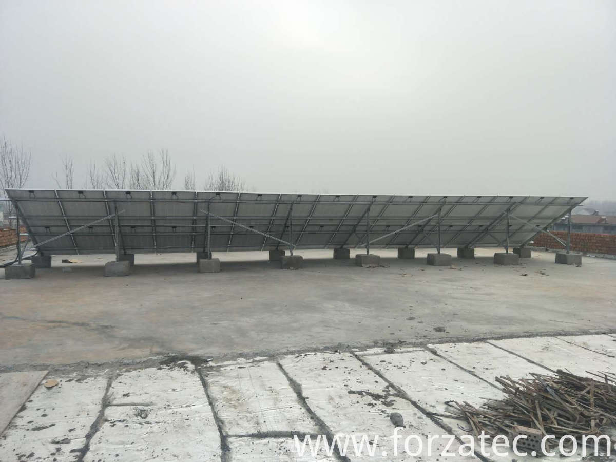 Photovoltaic Solar Power System