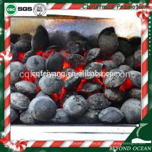 Carvão vegetal de bambu 2017 da forma do descanso para o BBQ
