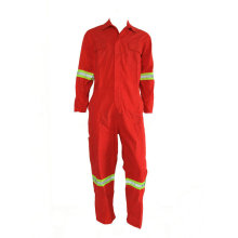 High visibility one piece overall