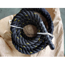 Training Resistance Rope/Polyester Battle Rope Power Exercise
