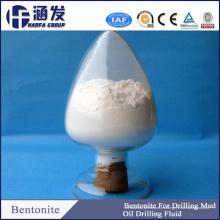 Bentonita orgánica para fluido de perforación de petróleo y lodo de agua