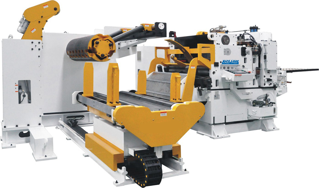 Press Feed Stamping Line
