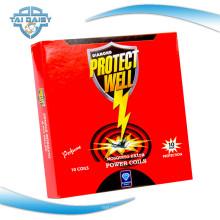 Hot Sale Quick Effectitive bobinas de mosquito preto para a Nigéria