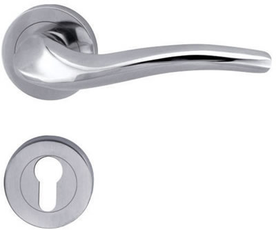 Streamline Shape Handle Sh076
