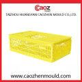 Хорошее качество / пластиковая форма для ящиков из птицы для использования в курятине