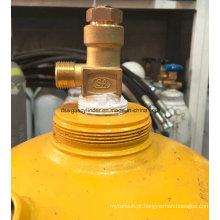 Cilindro de gás de acetileno ISO3807