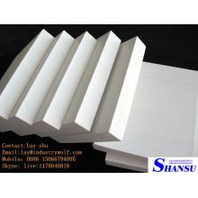 Placa de sinal de PVC, placa de sinal fotoluminescente, brilho na placa de sinal de segurança placa de PVC escuro