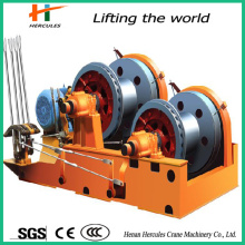Hot Sale Electric Steel Long Rope Winch