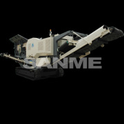 MP-J7 Mobile Crush Plant Equipment for Construction Waste