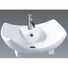 Unique Bathroom Ceramic Art Basin Wash Sink (037)