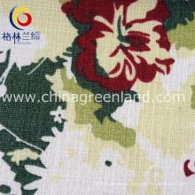 Cotton Linen Spandex Fabric for Woman Garment Textile (GLLML094)