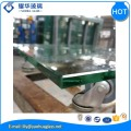 Pagar ASTM Certified Bent Tempered Glass