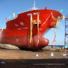 l'équipement de forage de pétrole airbags marins passent le certificat de ccs