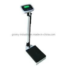 Escala eletrônica da escala da escala do peso de corpo de Digitas