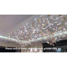 Ресторан гостиницы кухня светодиодные подвесные светильники