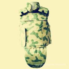 NIJ Iiia UHMWPE gilet pare-balles pour les soldats de l'armée