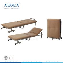 AG-AC010 Schaumstoff-Matratzenschoner Krankenhaus begleiten verwendeten Klappbett Stuhl