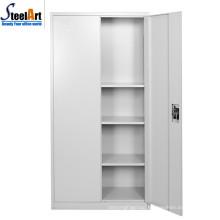Metal office furniture two door file cabinet wholesale