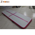 Small size dwf inflatable air tumble track in gymnastics