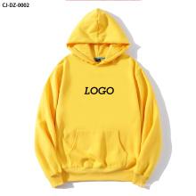Customized Logo Hoodie High Quality Men Plain Sweatshirt Hoodie