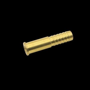 Conexión de cobre de manguera Niples