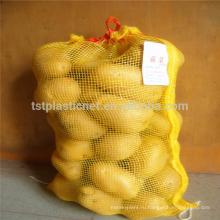 Пластиковые урожая ПП лено мешок сетка для овощей