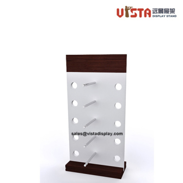 Wooden+Countertop+Sunglass+Display+Stand