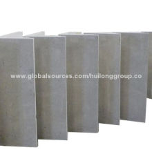 Fiber Cement Boards with 13MPa Bending Strength, Non-asbestos and Force-resistant