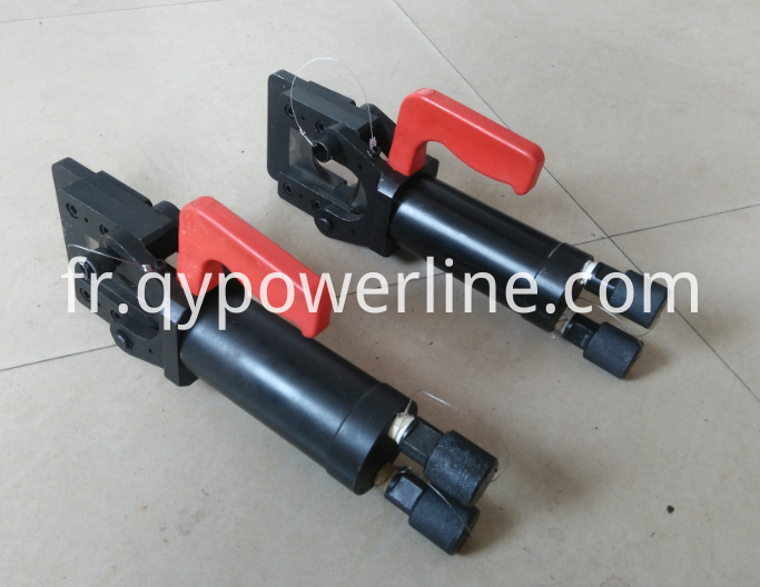 Double Hose Hydraulic Cutting Tools 56mm