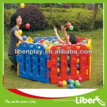 Indoor Lustige Kunststoff Ball Pool Playset LE.QC.009
