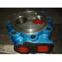 Цилиндровый дизельный двигатель