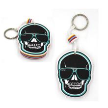 Schwimmender Schlüsselanhänger aus Schaumstoff mit Logo