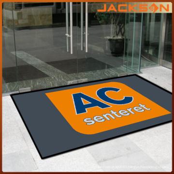 Logo Rubber Carpet