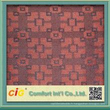Fashion New Latest Design Tissus jacquard en polyester colorés pour la housse de siège et le canapé d'auto