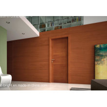 China Beautiful Luxury Flush Veneered Door Hotel